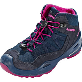 Lowa Robin GTX QC Shoes Kids navy/berry